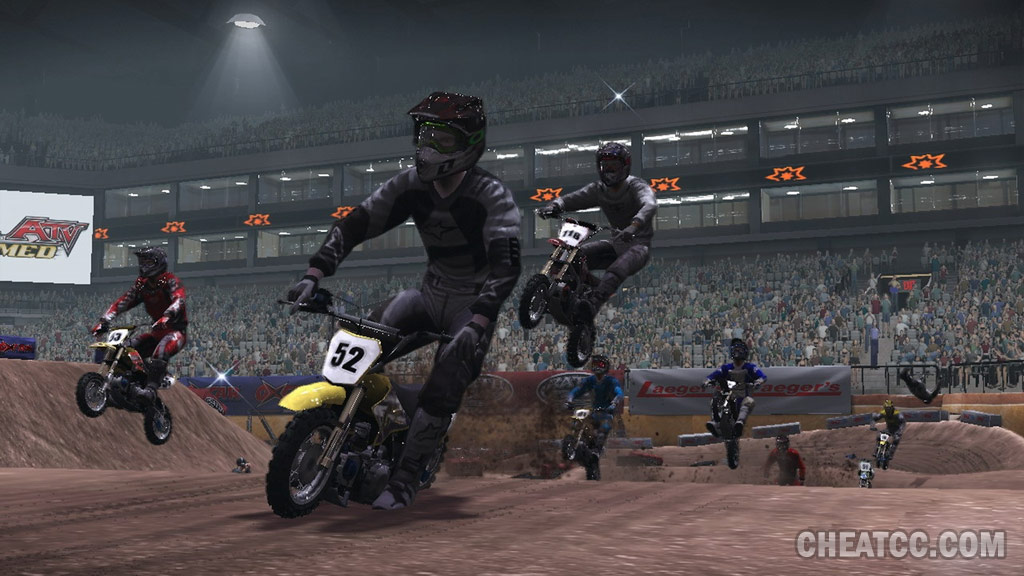 mx vs  atv  untamed review for playstation 2  ps2